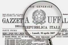 TASI, ARRIVANO LE ANTICIPAZIONI (GU SERIE GENERALE N.132 DEL 10-6-2014)