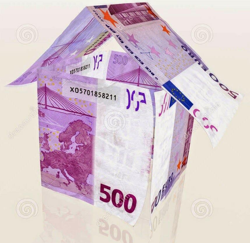 ABITAZIONE CONCESSA IN USO GRATUITO: VALE SOLO PER LA QUOTA DI RENDITA INFERIORE 500 EURO