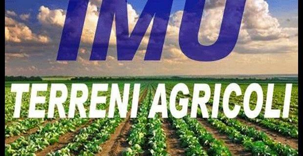 IMU AGRICOLA, DOPO DUE RINVII ENTRO OGGI SI PAGA L'IMPOSTA 2014