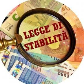 LEGGE DI STABILITÀ : IL RESTYLING DELLA TASSAZIONE SUGLI IMMOBILI