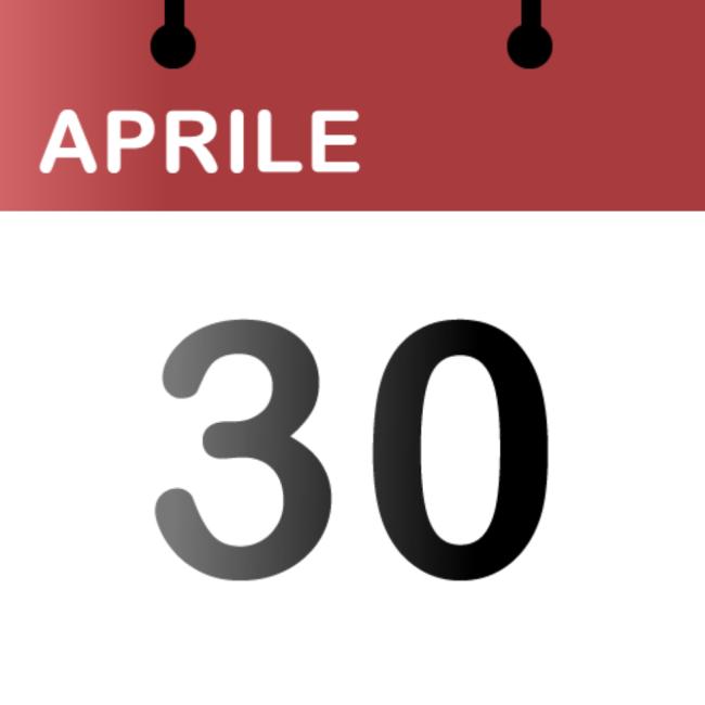 LE SCADENZE PIU' IMPORTANTI PER LA GESTIONE DEI COMUNI HANNO LA STESSA DATA: 30 APRILE