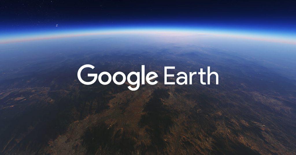 GOOGLE EARTH: LA MACCHINA DEL TEMPO DELL'ERA MODERNA CHE CRISTALLIZZA GLI ABUSI