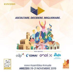 ASSEMBLEA  ANCI AREZZO 2019 - GEROPA