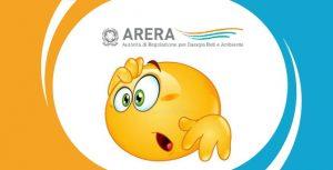 ARERA: SCADENZA QUESTIONARIO AL 18/02, MA NON PER TUTTI